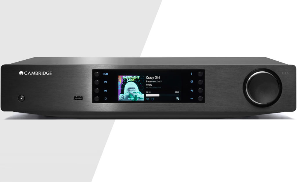 Cambridge audio streamer